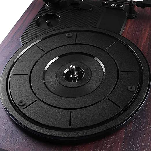 Amazon.com: Kalaok - Reproductor de grabaciones retro (33 ...