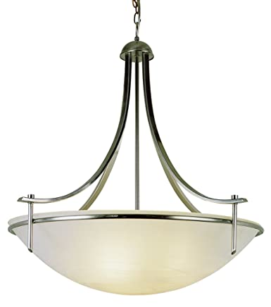 Trans Globe Lighting 8177 BN Indoor Vitalian 26 Pendant, Brushed Nickel