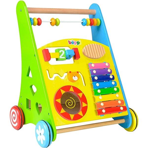 boppi® - Andador de madera - Actividades Musicales: Amazon ...