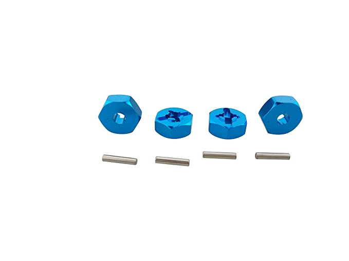Amazon.com: sea jump Accessories for Wltoys A959-B A979-B A959 A969 A949 A979 K929 A969-B K929-B Metal Car Upgrade Parts WLTOYS Alloy Wheels + 12mm Metal ...
