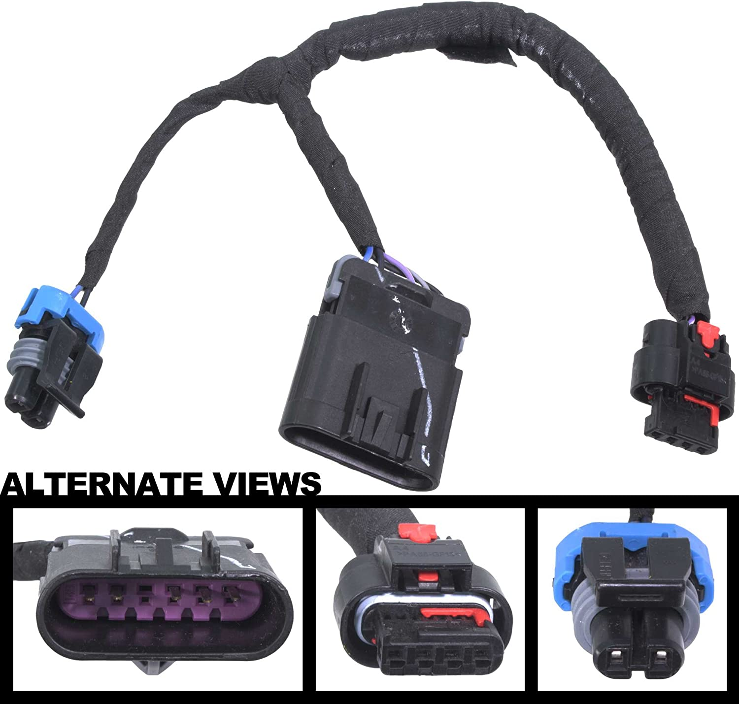 APDTY 20919953 Wiring Harness For Ambient Air Temperature Sensor On 2013 Malibu