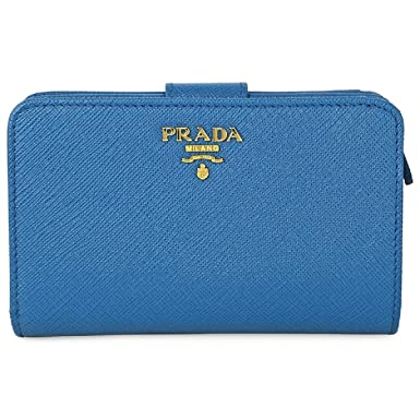 6d8bbc1f2f86 ... get prada cobalt blue vitello move designer wallet for women 1ml225  f2f6d 8c97f sale ...