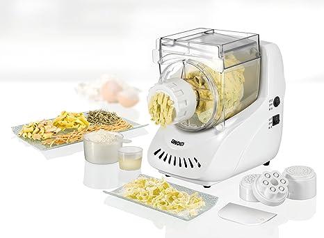 Unold 68801 Máquina para Pasta, 200 W, Blanco: Amazon.es: Hogar