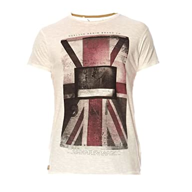T co Off uk White Breath Amazon S15169 Clothing Deeluxe Shirt TUaqrT
