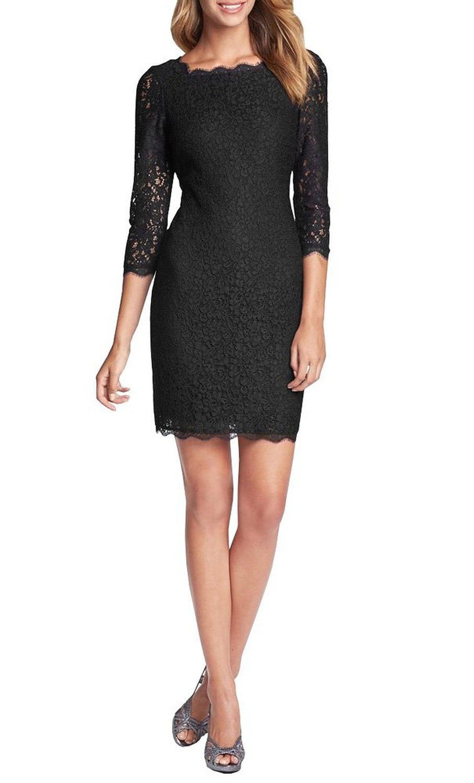 Women Printed Slim was Thin Step Dress Repair The Body Dress Tight Dress,Black,S