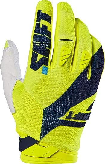 2017 Shift Black Label Air Mainline Gloves-Black-M