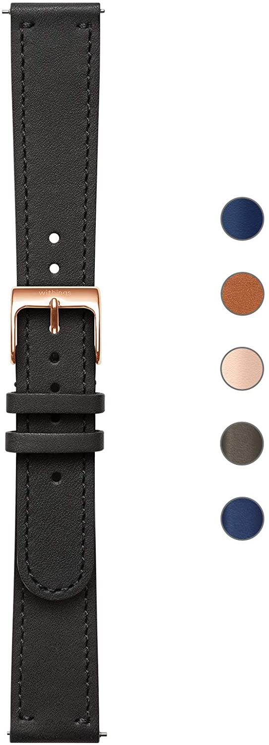 Replacement Wrist Band Straps for Withings Activite Steel Navy