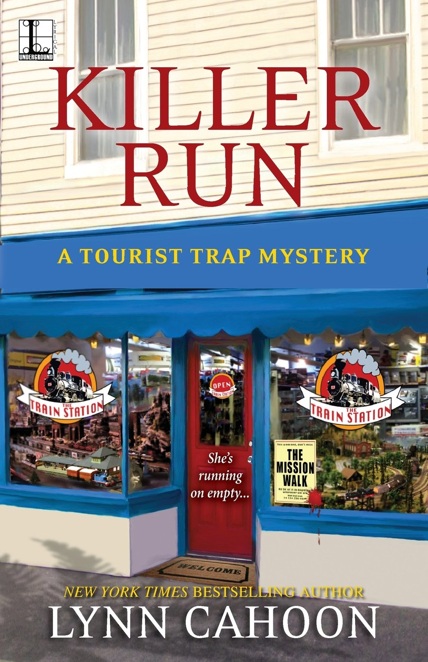 Killer Run Tourist Trap Mysteries product image