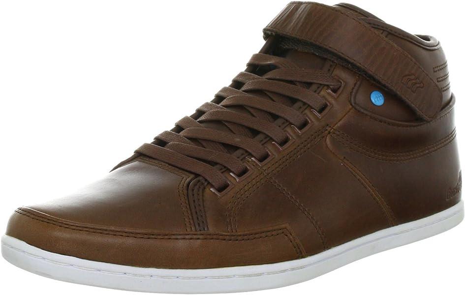 reputable site f6a3f 06d74 Boxfresh Neu Swich Herren Leder Schuhe Boots Sneaker Größe ...