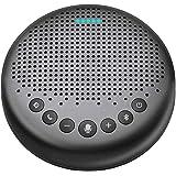 Bluetooth Speakerphone – eMeet Luna Computer Speakers with Microphone w/Enhanced Noise Reduction Algorithm, Daisy Chain, w/Do