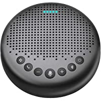 Bluetooth Speakerphone – Luna New AI Noise Redaction Algorithm Featured, Daisy Chain, USB Conference Speaker Phone w…
