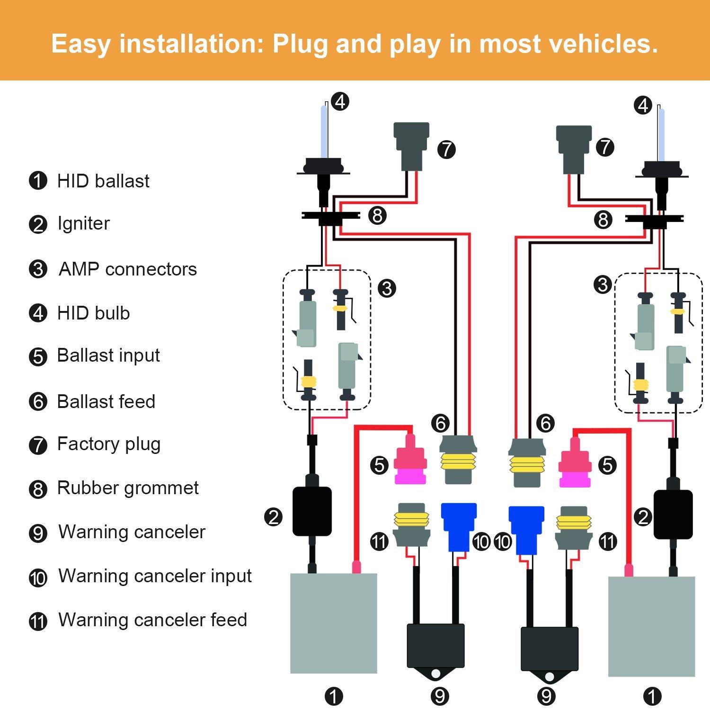 F150 Hid Ballast Wiring Diagram