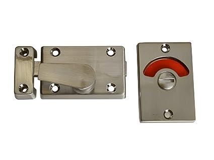 Yale Locks P127 - Maniglia per bagno con indicatore libero/occupato ...