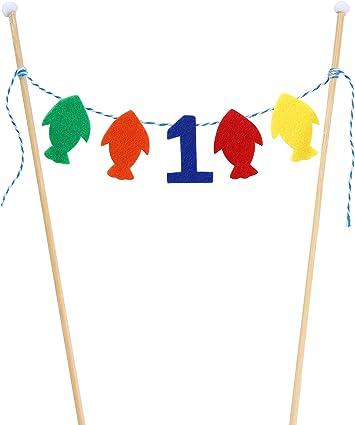 Amazon.com: Oficialmente uno para primer cumpleaños – primer ...