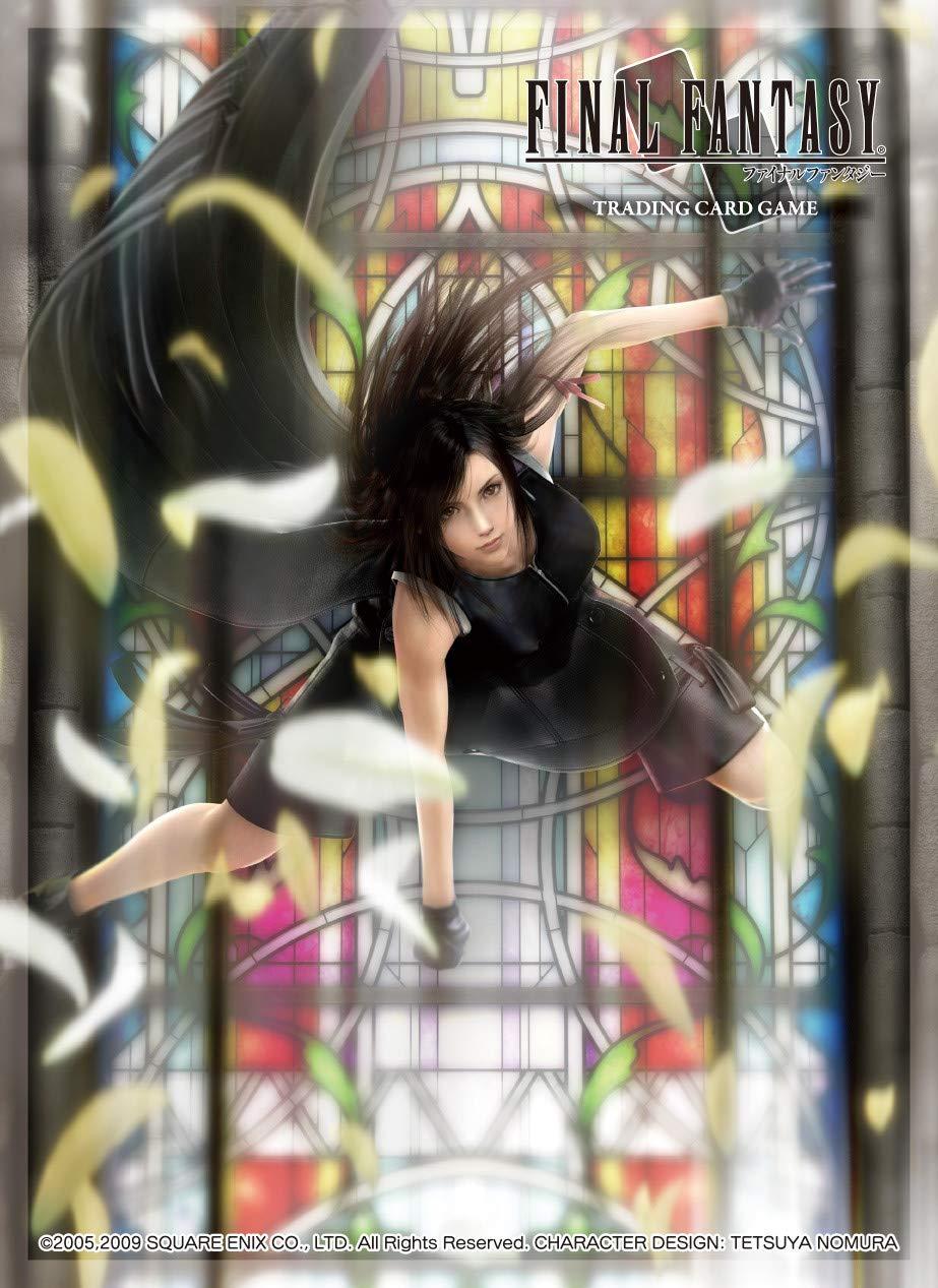 Fundas Final Fantasy TCG edicion Limitada tifa (60): Amazon ...