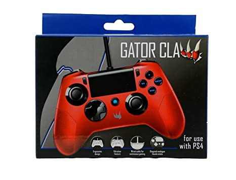 7251fbc51 Gator Claw Wired Controller for Sony Playstation PS4 in  Amazon.co ...