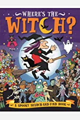 Wheres The Witch (Search and Find Activity) Paperback