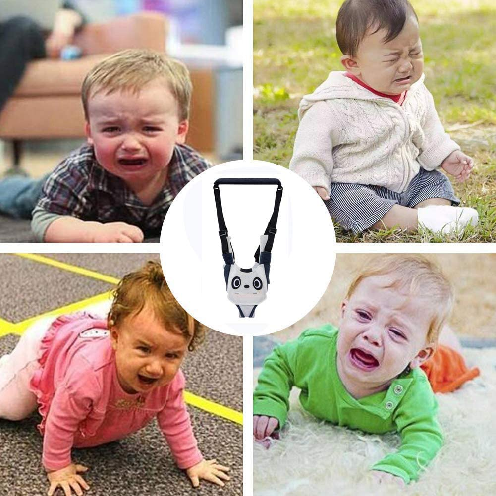 TANGGER Baby Walking Assistant Harness,Baby Walking Harness Hand-Held Toddler Walking Assistant Learning Helper,Baby Walker for Boys and Girls,Waist Circumference 54-70 cm for Babies 6-24 Months
