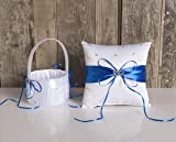 TRUE LOVE GIFT Ring Bearer Pillow and Wedding