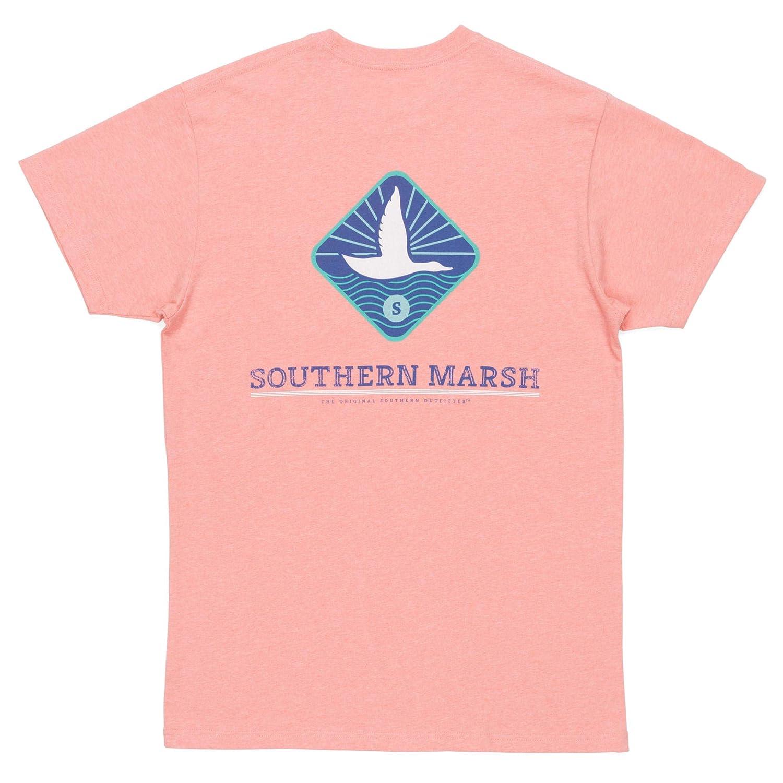 Southern Marsh Branding Flying Duck
