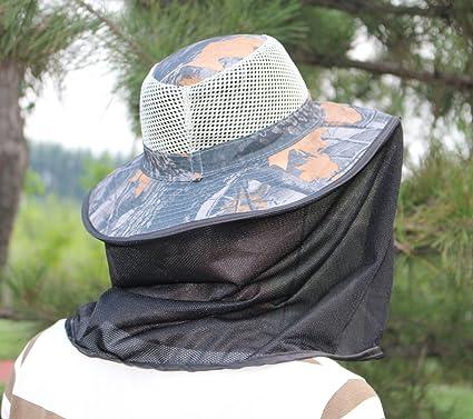 7a4dd48c8af Amazon.com   HIKA Lightweight Outdoor Sun Shield Boonie Sun Hat ...
