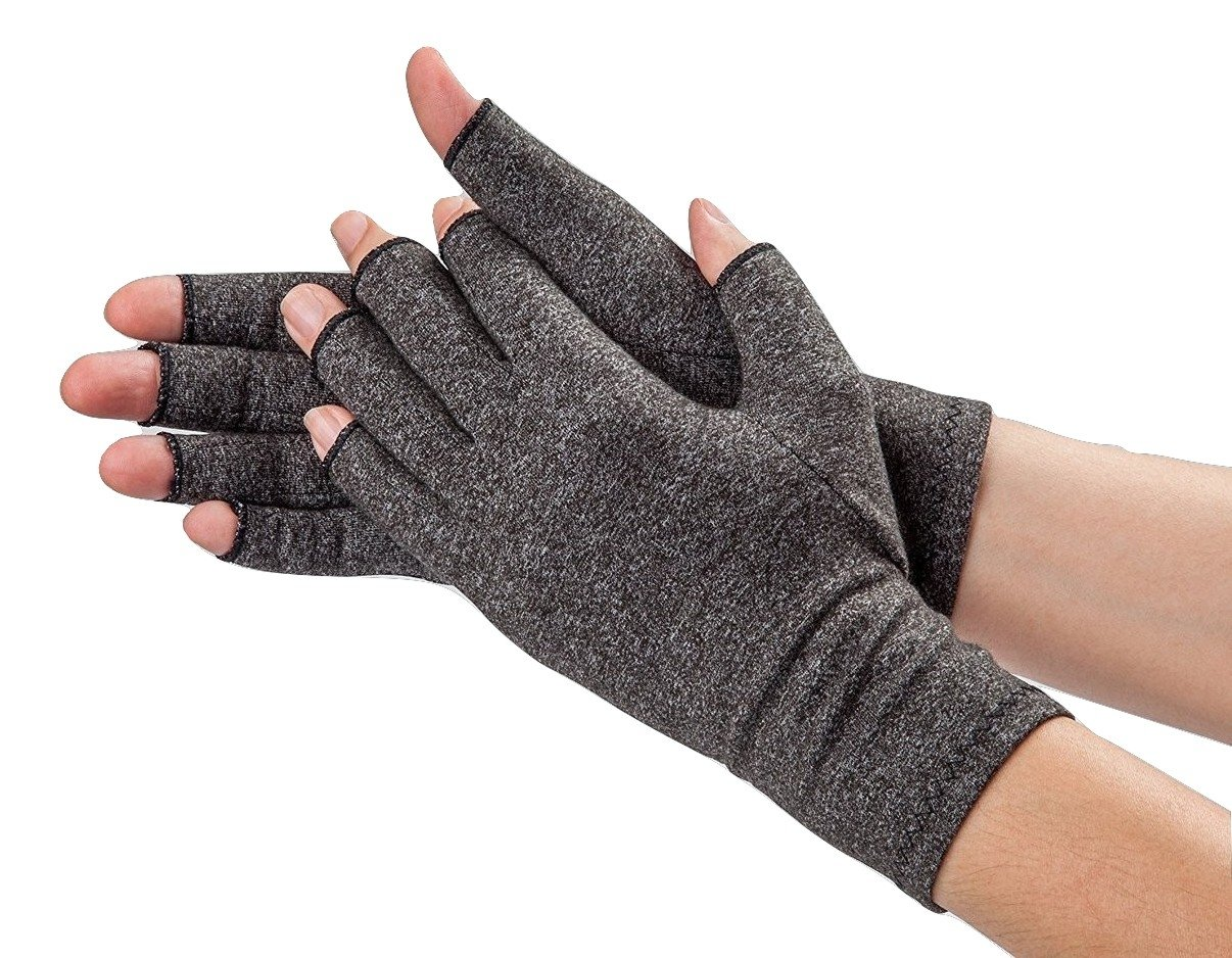 PREMIUM Arthritis Compression Gloves For Pain Relief, Carpal Tunnel, Computer Typing, Inflammation, Joint Discomfort And All day support For Hands (S)