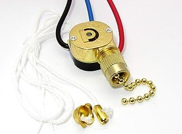 ZE-110 ZE-110M - Interruptor de cadena de repuesto para ventilador ...