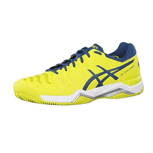 Mens Gel-Challenger 11 Clay Tennis Shoes, Gelb Asics
