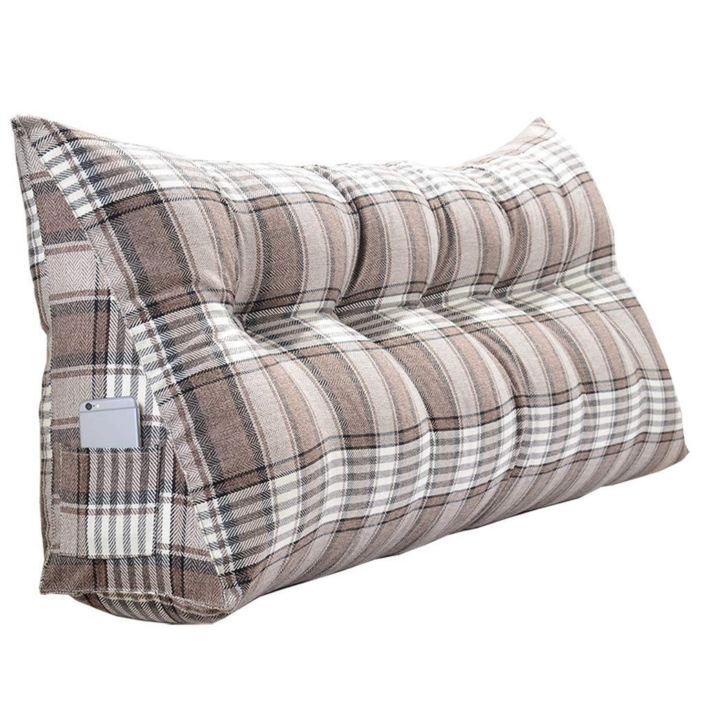 GXY Triangle Großes Kissen Bett Weiche Tasche Doppel Paar Kissen Kissen (größe : 90cm)