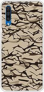 كفر حماية مرن شفاف جراب  متوافق مع سامسونج جالكسي اي 50  2019  - متعدد الألوان -  بواسطة اوكتيك