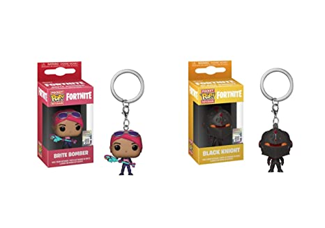 Amazon.com: Lux and Beyond Funko Pop! Keychain/Toy: Fortnite ...