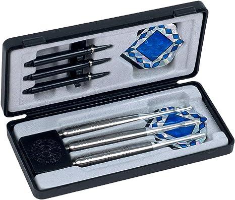 MVG-Dart-Pfeile Tungsten Dart-Set 19/// 21/// 22/// 23/// 24/// 25/// 26////28////32/g Aluminium-Stiele Aufbewahrungstasche