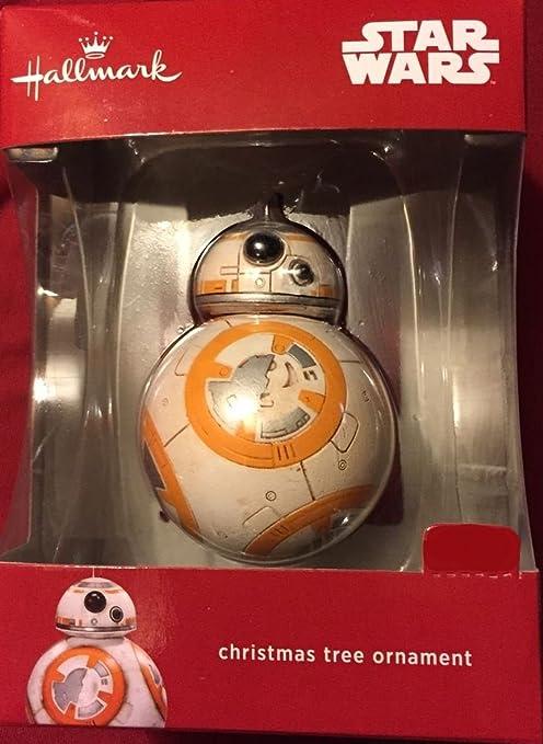 The Force Awakens BB-8 Christmas Ornament by Hallmark Star Wars