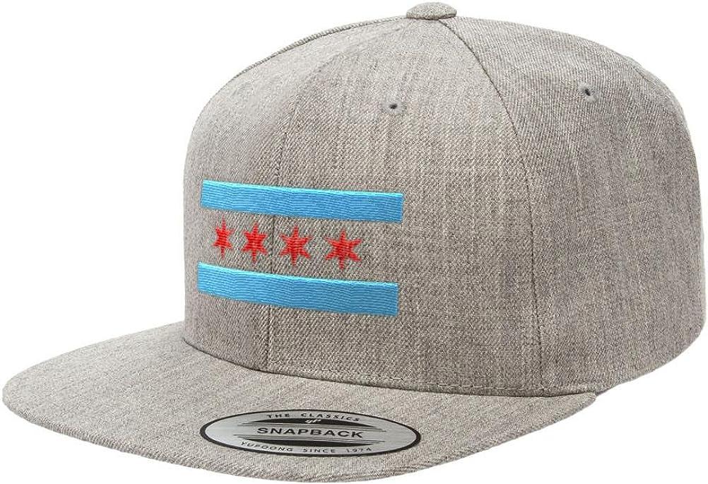 One Size Fits Most #3 Chicago Bulls Mitchell /& Ness NBA Cap Snapback Flat Cap