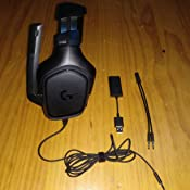 Logitech G432 Auriculares Gaming con Cable, Sonido 7.1