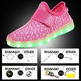 XZSPR Kids Boys Girls Breathable LED Light Up