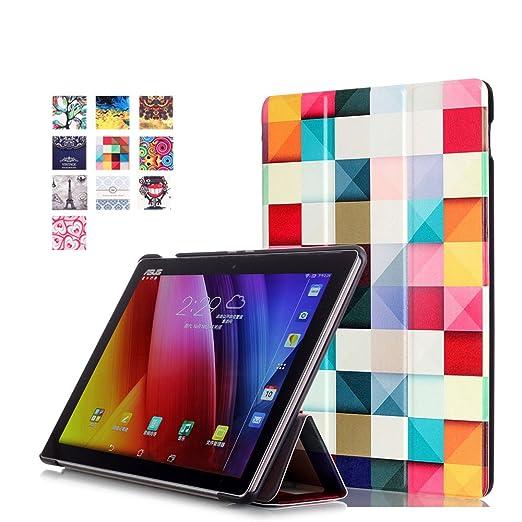 7 opinioni per Skytar Custodia per Asus ZenPad 10 LTE Z300CL- Protezione Copertura Smart Cover
