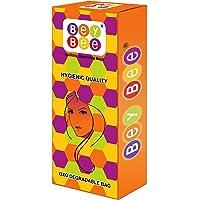 Bey Bee Feminine Hygiene Sanitary Disposal Bags (Single Pack - 50 Bags)
