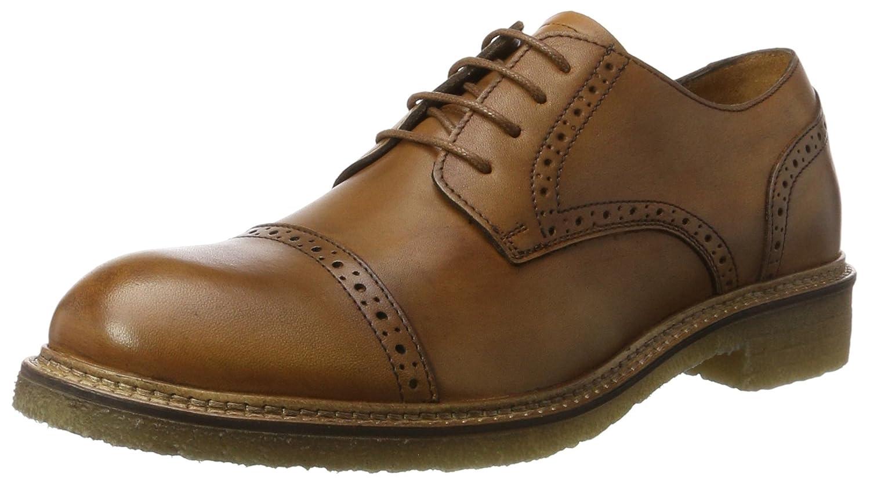 Tommy Hilfiger B2285arrett 1a, Zapatos de Cordones Brogue para Hombre