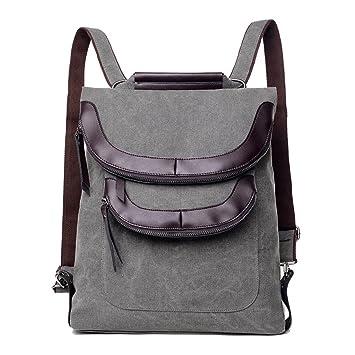 ef44a76e14369 Super Modern Damen und Herren Retro Wandern Rucksack Cool Single Schulter  Rucksack Tasche mit doppeltem