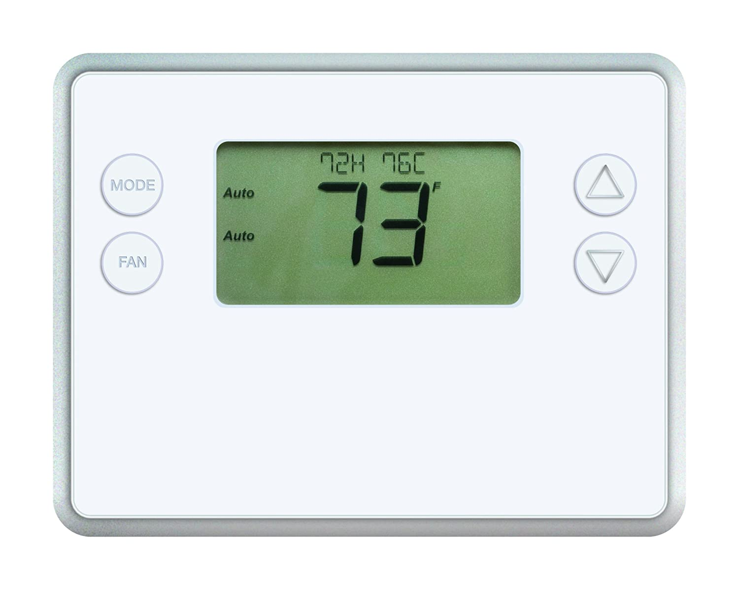amazon com gocontrol thermostat z wave battery powered works rh amazon com Iris Thermostat Control Iris Thermostat Logo