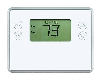 gocontrol thermostat z wave battery powered works with alexa rh amazon com