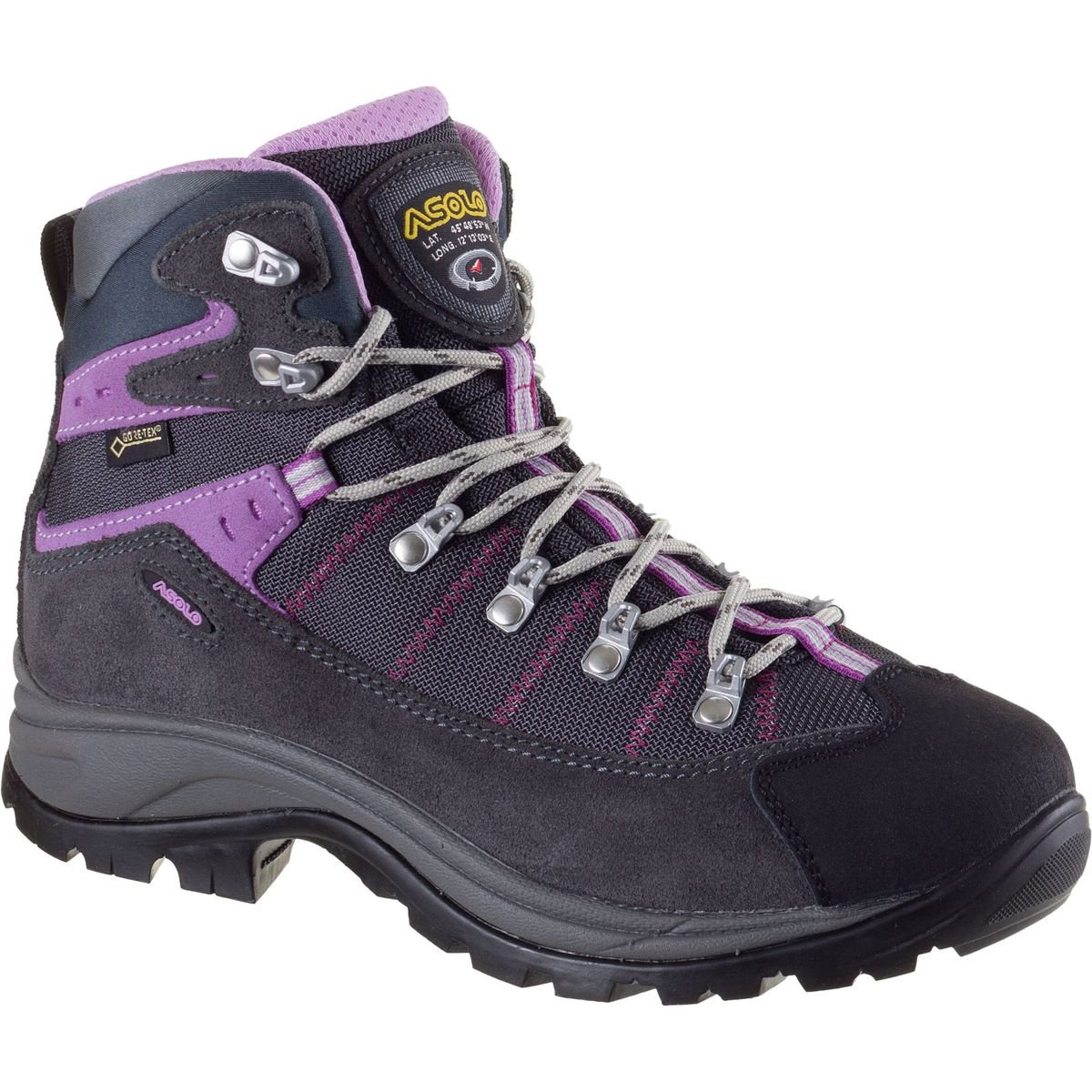 Asolo Women's Revert GV Hiking Boot B00DWWDVB8 10 B US|GUNMETAL