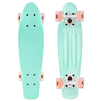 Cal 7 Complete 22-Inch Mini Cruiser Board