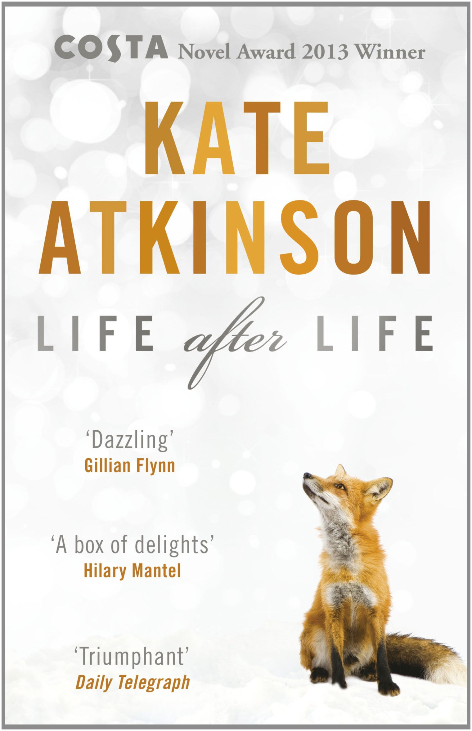 Image result for life after life book