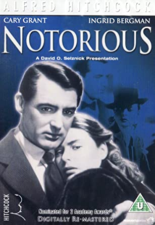 Image result for notorious dvd