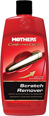 Mothers 08408 California Gold Scratch Remover