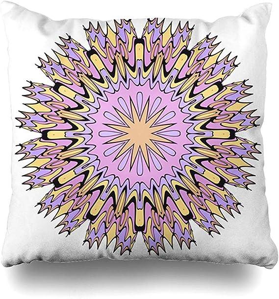 Fodera per cuscino da tiro Disegno Arabo Floreale Motivo