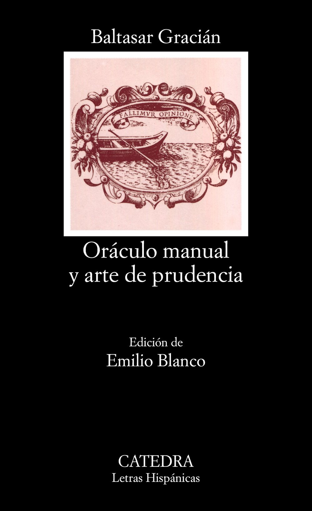 Oraculo Manual Y Arte De Prudencia 9788437613499 Gracián Baltasar Books