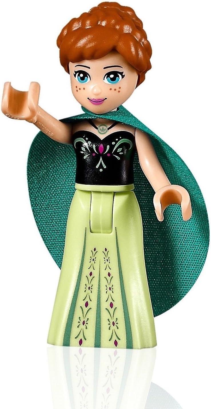 1x LEGO-MINIFIGURES DISNEY 2 CAPE FOR ANNA C01 NEW